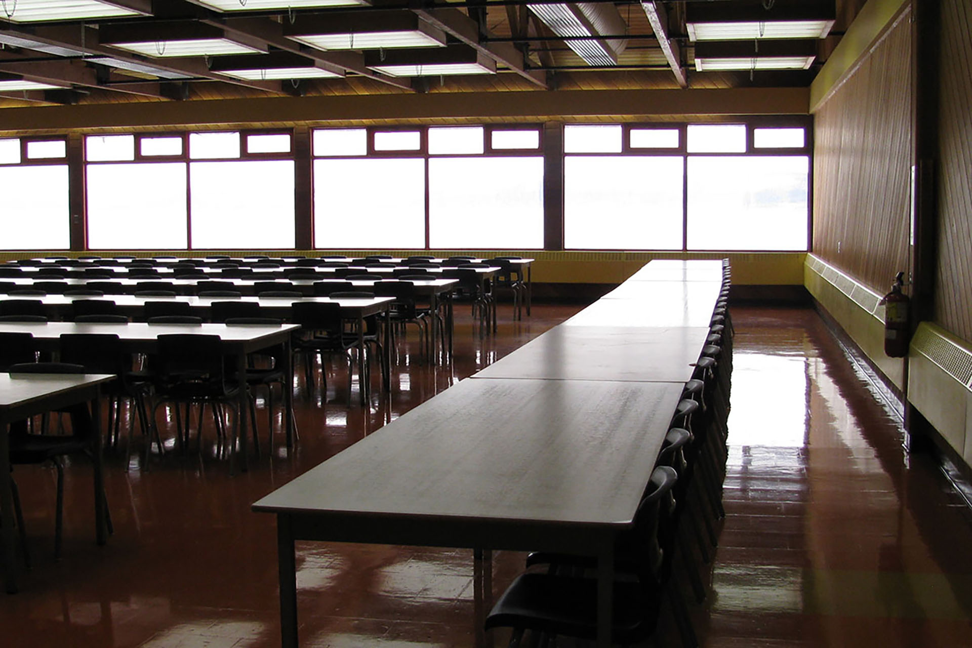 Champlaine Hall Dining Room and Meeting