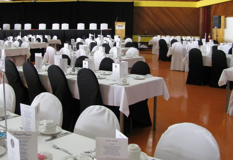 Champlaine Hall - Annapolis Basin Conference Centre