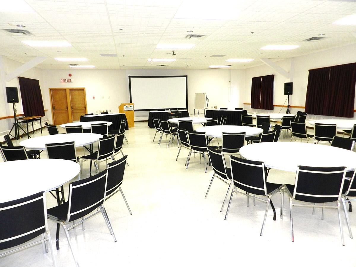 Desmond Piers Hall - Annapolis Basin Conference Centre