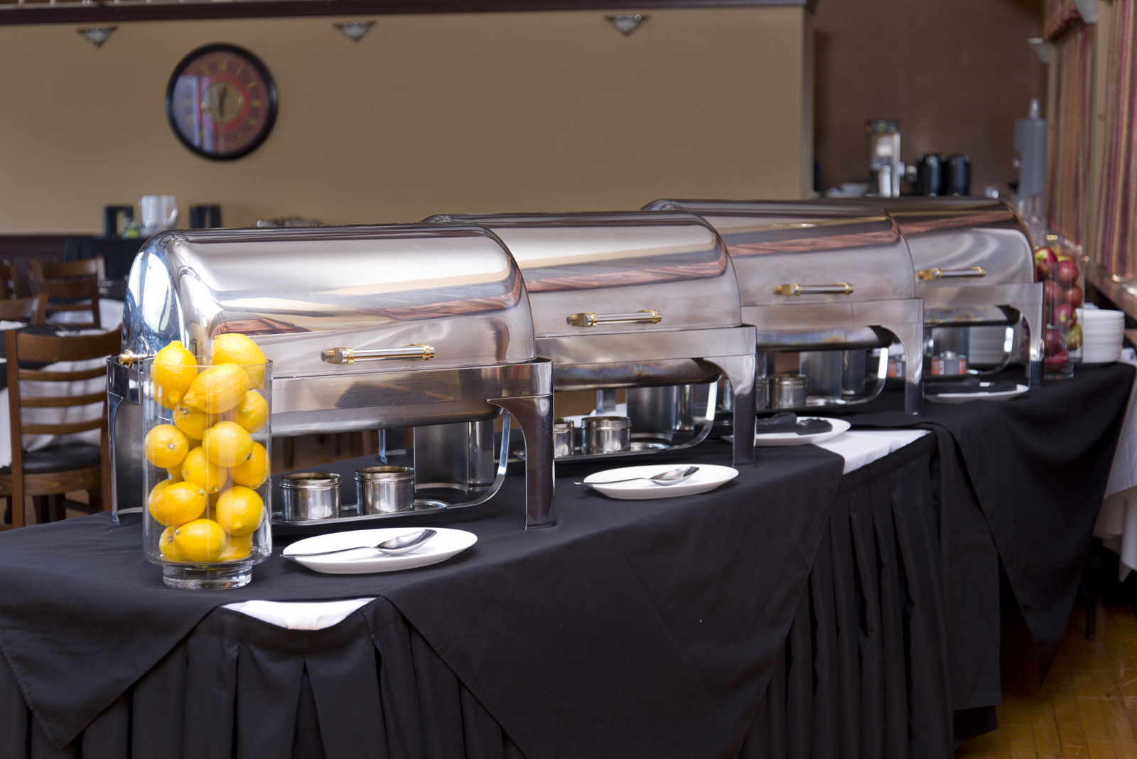 Banquets - Annapolis Basin Conference Centre