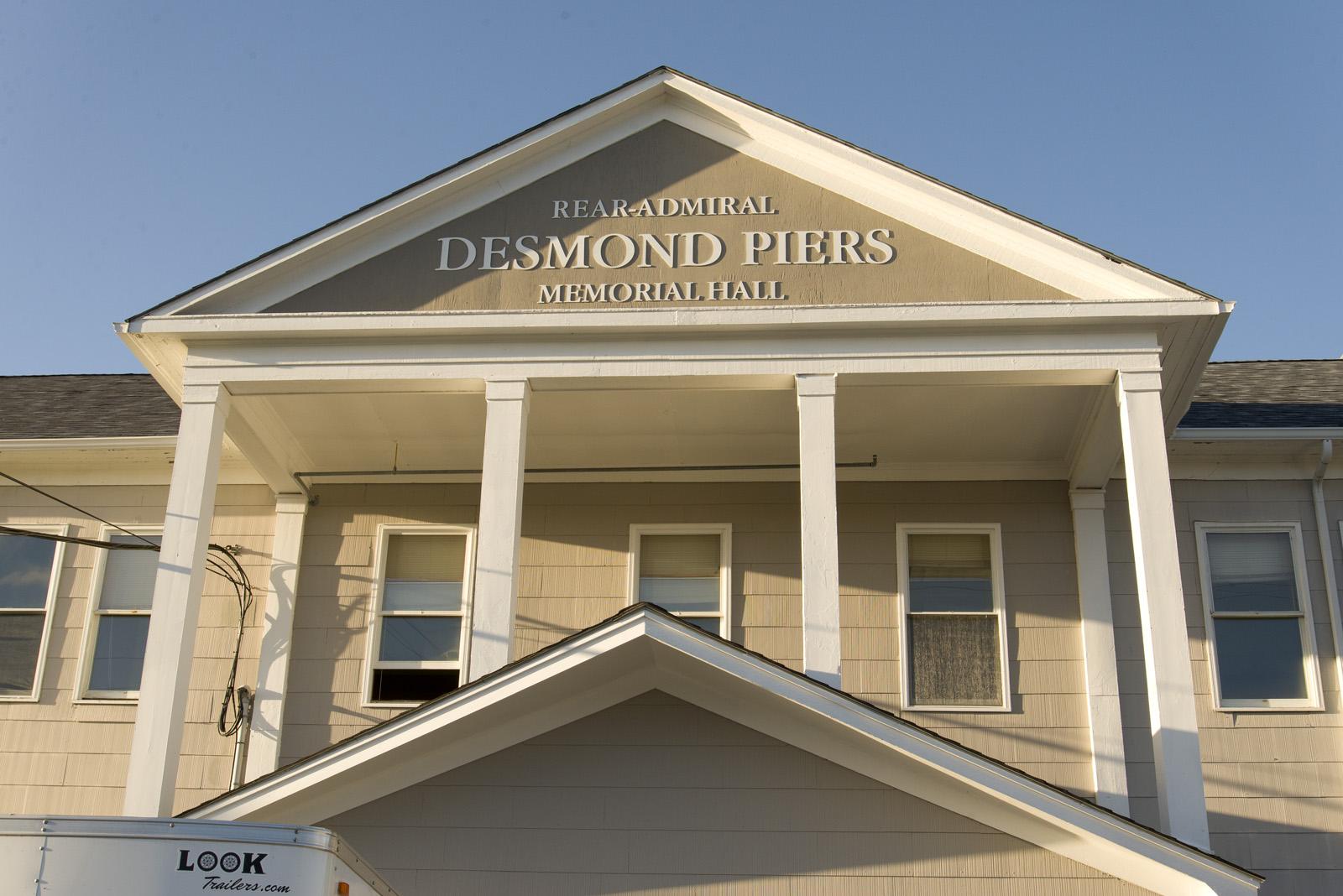 Desmond Piers - Annapolis Basin Conference Centre