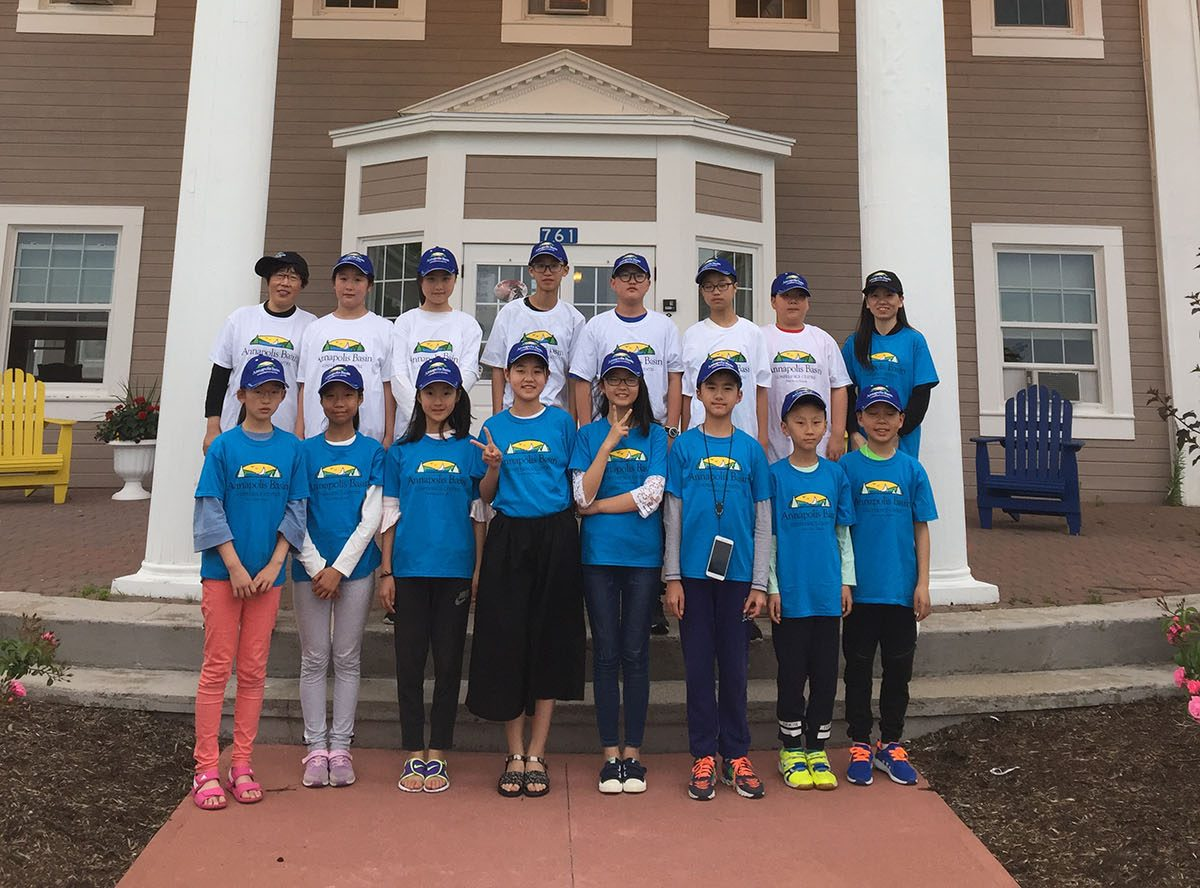 Camps Group Shot - Annapolis Basin Conference Centre