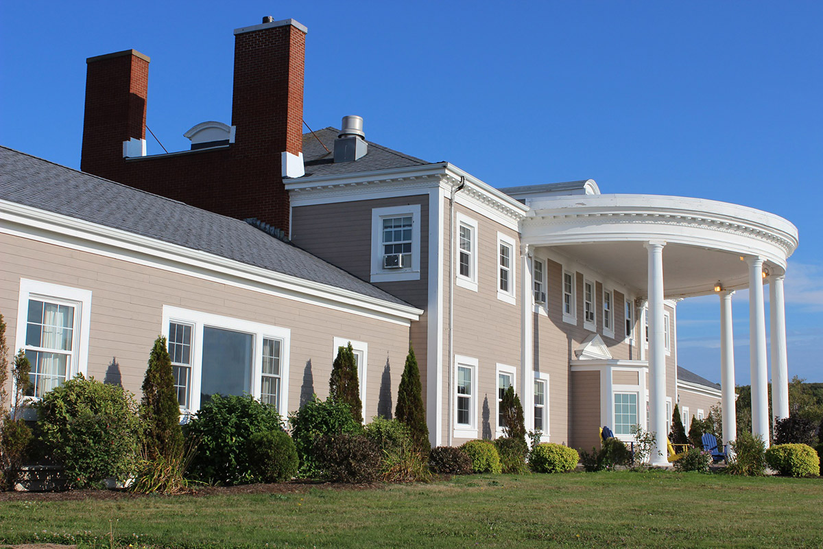 HH Side Shot - Annapolis Basin Conference Centre